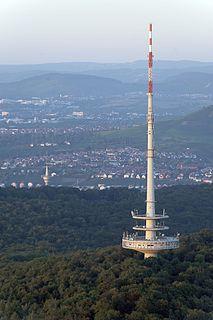 Fernmeldeturm Stuttgart architectural structure