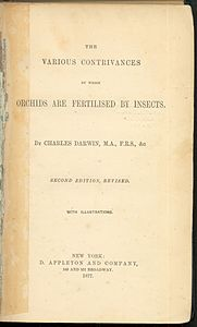 Fertilisation of Orchids 1877 edition title page.jpg