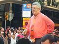 Festa Major de Gràcia 2011 - Gegantó Torres - XIII cercavila de cultura popular - carrer Gran P1330084.jpg