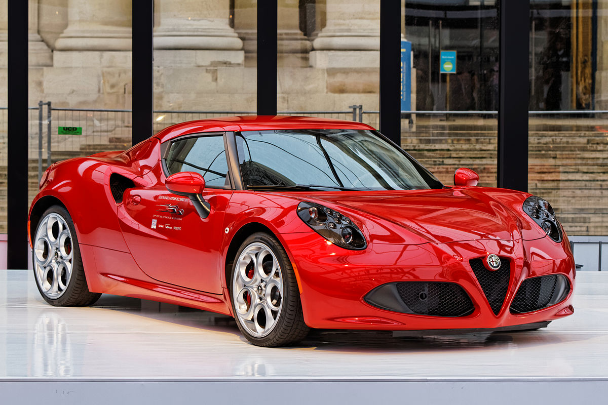 Alfa Romeo 4C Coupe: Price and Specs - Alfa Romeo USA