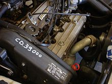 Fiat Twin Cam Engine Wikipedia