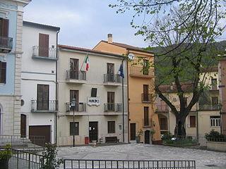 Filignano Comune in Molise, Italy
