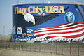 Findlay Ohio Flag City watertower.jpg