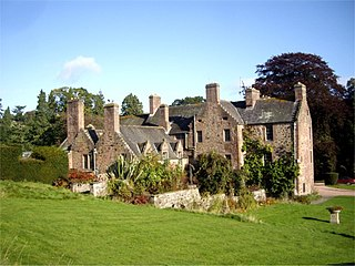 Fingask Castle castle in Perth and Kinross, Scotland, UK