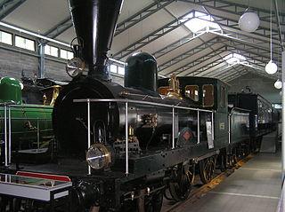 Finnish Steam Locomotive Class A5 class of 2 Finnish 4-4-0 locomotives