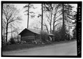 First Post Office, Point Defiance Park, Tacoma, Pierce County, WA HABS WASH,27-TACO,2-2.tif