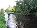 Fishing on the Camowen - geograph.org.uk - 970960.jpg