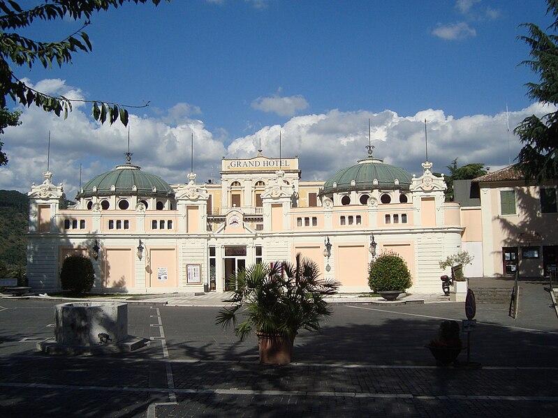 Hotel A Fiuggi Terme