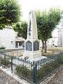 Fléac-sur-Seugne, war memorial (2).jpg