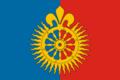 Flag of Nijnepyshminskoe (Tyumen oblast).png
