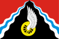 Flag of Yuzhnouralsky selsovet (Perevolotcky rayon).png