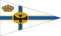 Burgee of the Royal Valencia Yacht Club
