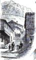 Flat Bastion Road, Gibralter, 1885.png