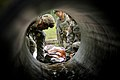 Flickr - The U.S. Army - Through the culvert.jpg