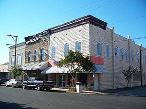 Flomaton, Alabama - Image: Flomaton AL street 02