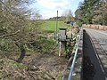 Flood measuring equipment on the River Stour - geograph.org.uk - 744547.jpg