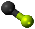 Fluoromethylidyne radical ball.png