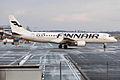 Flybe Nordic (Finnair livery), OH-LKH, Embraer ERJ-190LR (16270280399).jpg