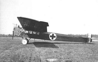 Fokker F.IV - Fokker A-2