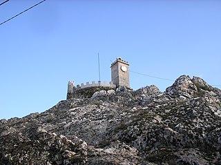 Castle of Folgosinho