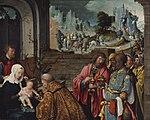 Follower of Lucas van Leyden - The Adoration of the Magi - 1933.1045 - Art Institute of Chicago.jpg