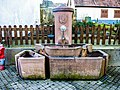 Fontaine au centre du village de Malmerspach.jpg