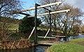 Footbridge Over Canal - geograph.org.uk - 654867.jpg