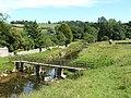 Footbridge across the Lyvennet - geograph.org.uk - 203082.jpg