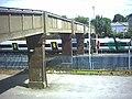 Footbridge over railway north of South Croydon Station. - geograph.org.uk - 33446.jpg