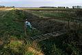 Footbridge over small drain - geograph.org.uk - 581292.jpg