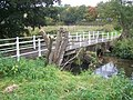 Footbridge over the River Nadder - geograph.org.uk - 1592520.jpg