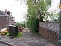Footpath from Walders Avenue, Wadsley, Sheffield - geograph.org.uk - 1114062.jpg