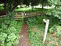 Footpath leading into Dunster Old Park - geograph.org.uk - 1702759.jpg