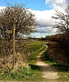 Footpath to Barton - geograph.org.uk - 1222156.jpg