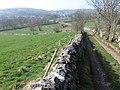 Footpath towards Taddington - geograph.org.uk - 1213076.jpg