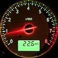 Ford Mondeo MK3 ST220 - Tachometer (light).jpg