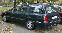 Ford Scorpio Turnier rear 20071026.jpg