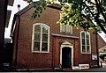 Former Meeting House ^ Chapel of St Thomas, Ringwood - geograph.org.uk - 2082020.jpg