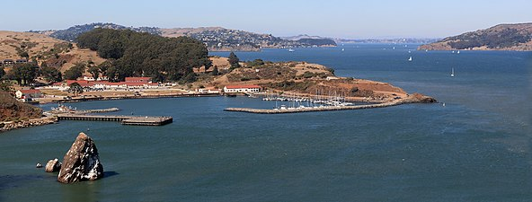 Fort Baker on San Francisco Bay