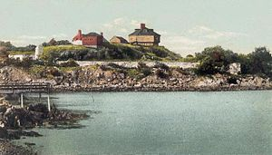 Kittery Point, Maine - Fort McClary