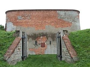 Fort Mississauga - Fort Mississauga Entrance
