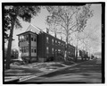 Fort Riley, Carpenter Court Apartments, Carpenter Avenue and Carpenter Place, Riley, Riley County, KS HABS KS-78-13.tif