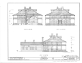 Fort Vancouver, Post Library, Vancouver, Clark County, WA HABS WASH,6-VANCO,1-D- (sheet 5 of 9).png