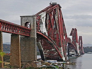 The 39 Steps (1935 film) - Forth Bridge in 2007