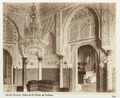 Fotografi av Sevilla. Alcázar, Salon de D-a Maria de Padilla - Hallwylska museet - 104793.tif