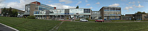 Foxwood School, Seacroft - Image: Foxwood main view