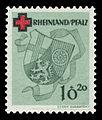 Fr. Zone Rheinland-Pfalz 1949 42A Rotes Kreuz.jpg