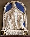 Fra mattia della robbia (attr.), madonna della misericordia serragli, 1528, dal carmine, fi.JPG