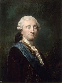 François-Emmanuel Guignard, comte de Saint-Priest French diplomat