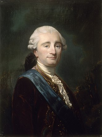 François-Emmanuel Guignard, comte de Saint-Priest - François-Emmanuel Guignard, comte de Saint-Priest